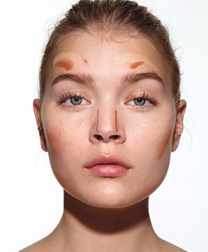 maquiagem perfeita - aplicar a base