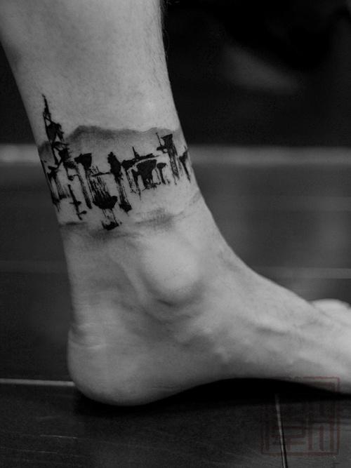 Melhores partes do corpo para tatuar estar na moda for Hong kong tattoo
