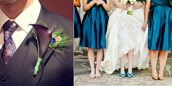 Vestidos simples para casamentos 2013