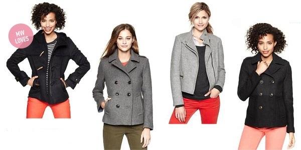 comprar um casaco perfeito