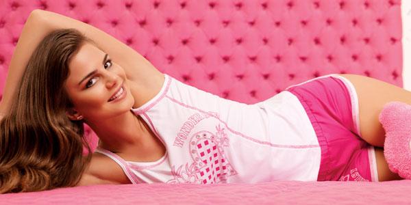 sugestões de pijamas