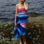 vestidos de cores gradientes 2013