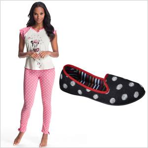 pijama peculiar e doce