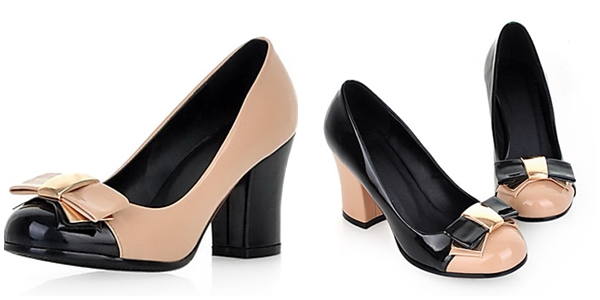 Novidades em calçado de senhora
