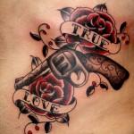 tatuagem old school