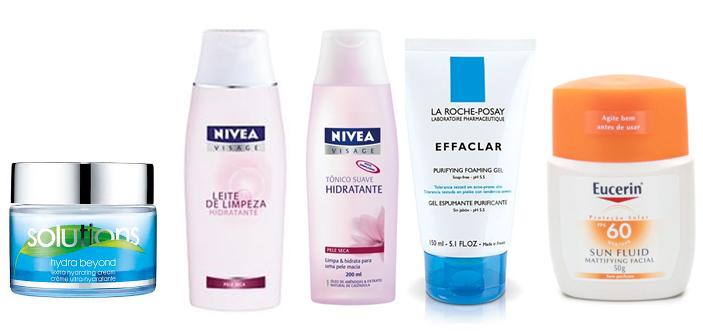 produtos peles secas