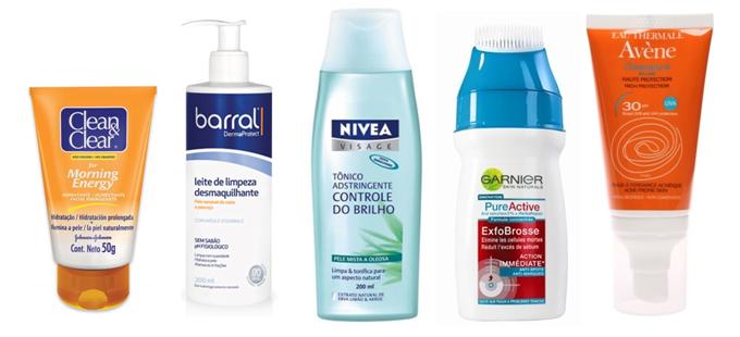produtos peles mistas