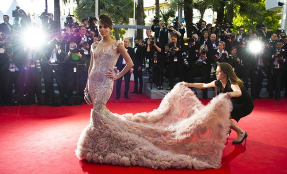Os primeiros looks do Festival de Cannes 2013