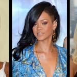 celebridades com extensões de cabelo