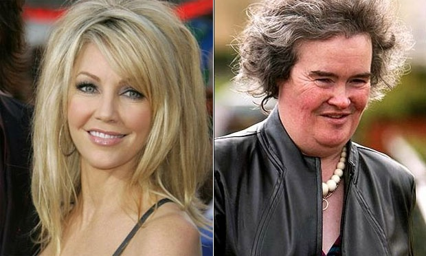 heather locklear e susan boyle 52 anos